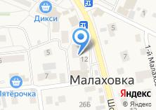Компания «Дент» на карте