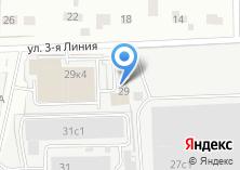 Компания «Стинком» на карте