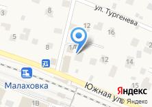 Компания «Нотариус Рождественский Ю.В» на карте