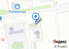 Компания «Балашихинский гарнизонный военный суд» на карте