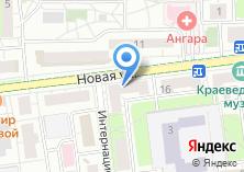 Компания «Медовый дом» на карте