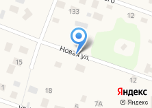 Компания «Гостиница Новая» на карте
