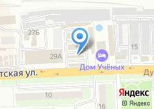 Компания «Стройдвор» на карте