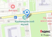 Компания «Краеведческий музей г. Железнодорожного» на карте
