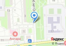 Компания «Добрый хлеб» на карте
