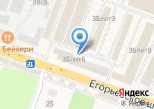 Компания «АВМ» на карте
