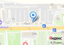 Компания «Orient» на карте