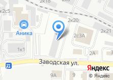 Компания «Профхолод» на карте