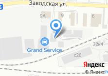 Компания «МосДорСтрой» на карте