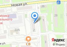 Компания «ЮНЭК» на карте