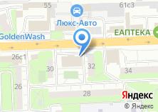 Компания «Unisec» на карте