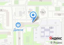 Компания «Диострой-Инвест» на карте