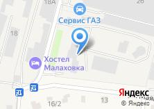 Компания «ТехноСтартер-М» на карте