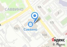 Компания «Коммунальные платежи» на карте