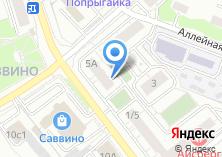 Компания «Скопа плюс» на карте