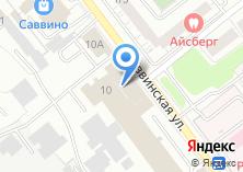 Компания «Астпект» на карте