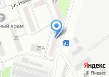 Компания «Альфа-маркет» на карте