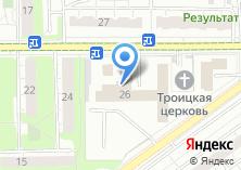 Компания «Отдел УФМС России по Московской области по городскому округу Балашиха» на карте
