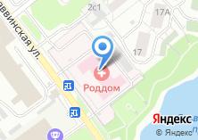 Компания «Саввинская больница» на карте