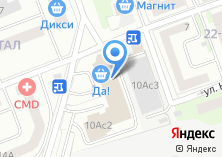 Компания «Led99.ru» на карте