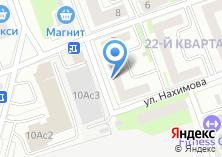 Компания «Строящийся жилой дом по ул. Нахимова (г. Фрязино)» на карте