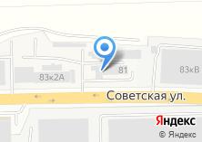 Компания «Мебелионика сеть мебельных магазинов» на карте