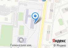 Компания «Удельнинская гимназия» на карте