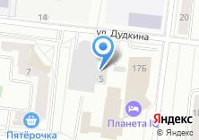Компания «Строящееся административное здание по ул. Комсомольская (г. Фрязино)» на карте