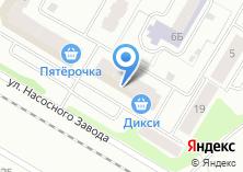 Компания «Alikante» на карте