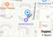 Компания «Пекарня Чъирита» на карте