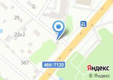 Компания «Кортис» на карте