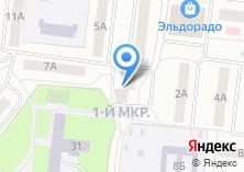 Компания «Азтри» на карте