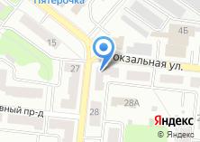 Компания «Оптик Сити» на карте