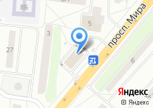 Компания «Строящееся административное здание по ул. Мира проспект (г. Фрязино)» на карте