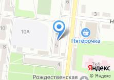 Компания «Лингвиш» на карте