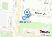 Компания «Карандаш» на карте