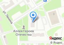 Компания «ЧСН-Монолит» на карте