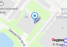 Компания «Афас-декор» на карте