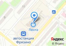 Компания «Городок Затей» на карте
