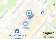 Компания «Veris» на карте
