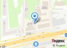Компания «Магазин мясной продукции» на карте