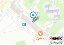 Компания «Контакт плюс» на карте