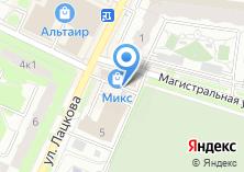 Компания «Магазин купальников на Магистральной» на карте