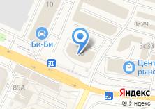 Компания «Грация мебель» на карте