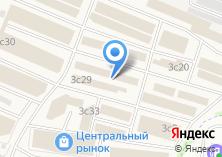 Компания «Алькант» на карте