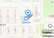 Компания «Сбербанк» на карте