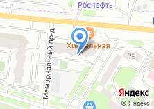 Компания «Русский Престиж» на карте