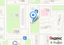 Компания «Паук Встреча» на карте