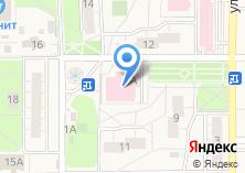 Компания «Центральная поликлиника №8 Военно-воздушных сил МО РФ» на карте