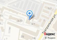 Компания «Магазин инструментов и лакокрасочных материалов» на карте